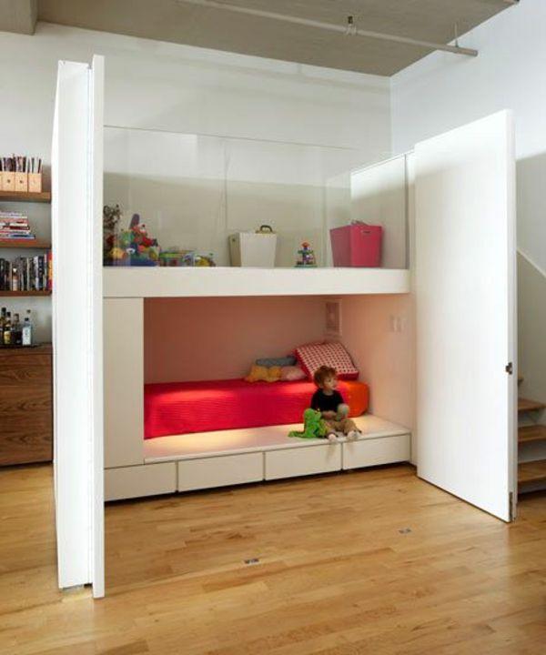 Moderne Kinder Schlafzimmer Finde Designs Und Ideen: Die Besten 25+ Kleinkind Etagenbetten Ideen Auf Pinterest