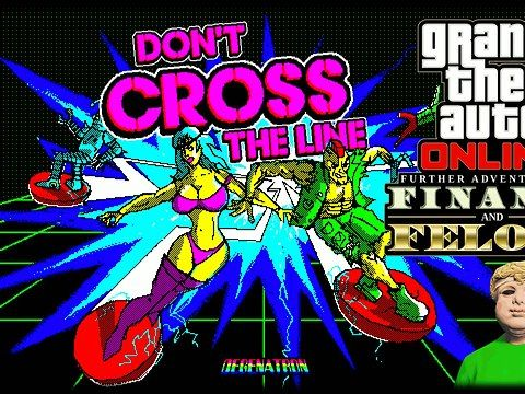 GTA 5 Online Finance And Felony DLC Dont Cross The Line Secret Mini Game so today im going to be showing you this mini game thats inside the new office on the tv now you have a choice to watch tv or play the new game dont cross the line finally they are now adding mini games into gta 5 online what more surprises have they got in store for us now hopefully there are more games around<br /><br />Please Hit The Like Button<br />And Subscribe So You Can Keep Up To Date<br /><br />✔ Leave A…