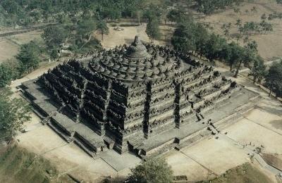 ボロブドゥール寺院遺跡群(インドネシア)