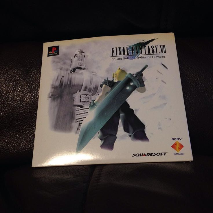 Interesting one by davinjagames #playstation1 #microhobbit (o) http://ift.tt/1TmN2d1 this copy of the Final Fantasy VII Demo disc for the PlayStation 1 today. Can't wait to finally get a taste of what this game is like!  #FinalFantasyVII #FinalFantasy7 #FinalFantasy #PlayStation #PlayStation1 #PlayStation2 #PlayStation3 #PlayStation4 #instagram #instagramers #instagoog #memes #lmao #lol #funny #hashtag #likes #follow4follow #like4follow