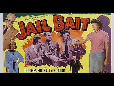 Jail Bait 1954 film noir  Directed by Ed Wood - YouTube
