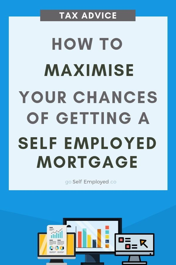 How To Get A Self Employed Mortgage Small Business Insurance