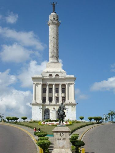 The Monument to Heroes of the Restoration best known simply as Monumento de Santiago, is a monument located in Santiago de los Caballeros, Dominican Republic. Description from dominicanvacations.blogspot.com. I searched for this on bing.com/images