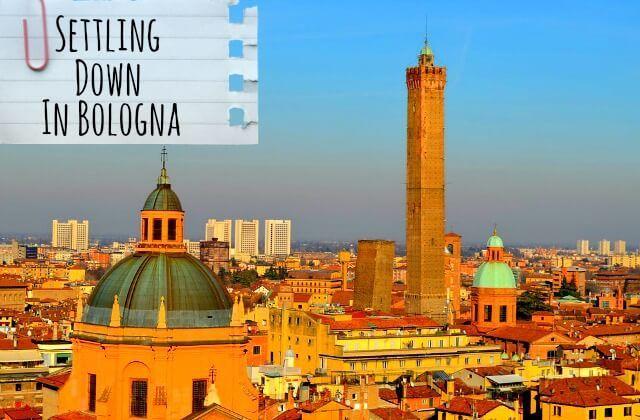 Settling Down in Bologna