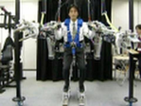 Robot Exoskeleton: Power Loader