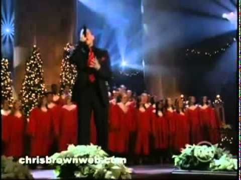 Chris Brown - This Christmas / Silent Night (Duet with Corrine Bailey Rae)