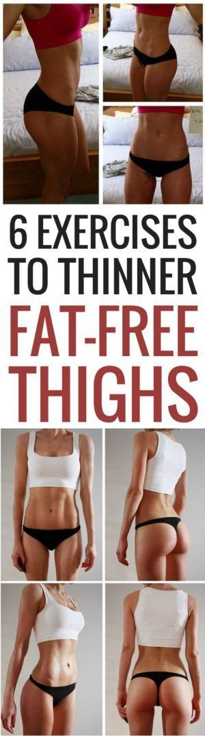 """It is definitely possible to get the """"supermodel-like gap-between-the-thighs"""" look without restoring to cosmetic procedures or extreme eating regimes. While targeted inner-thigh workout…"""