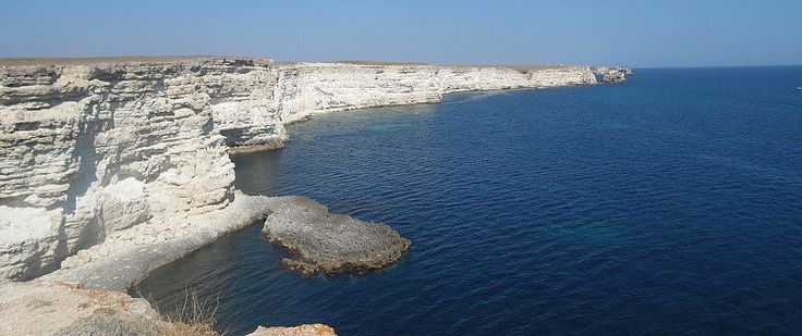 Мыс #Тарханкут Крым фото, красивые места для художников!