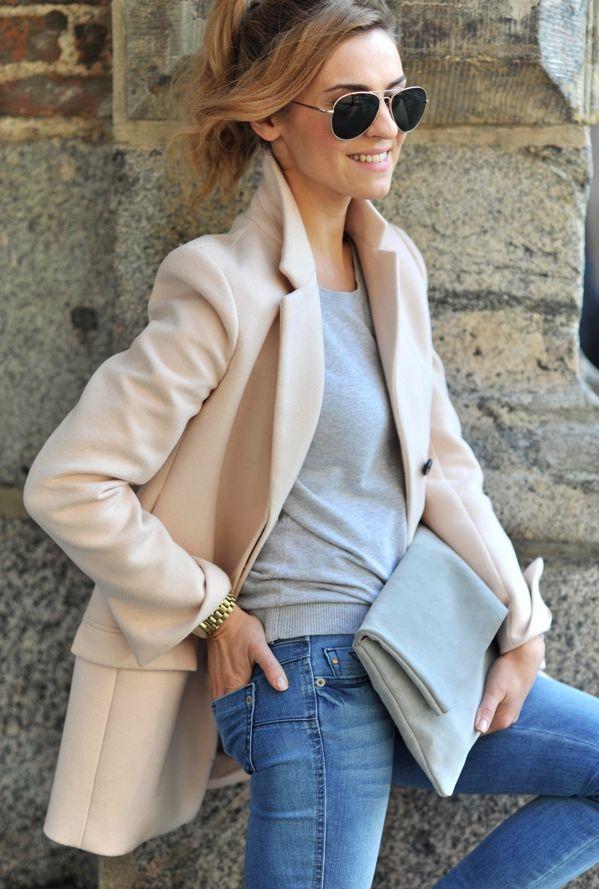 Nice classy winter jacket