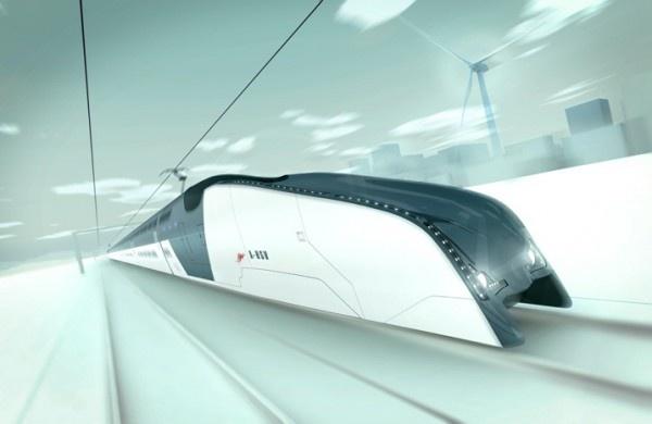 Futurist Australian High Speed Train by HASSELTransportation Design, Speed Vehicle, Speed Training, Muscle Cars, Speed Railings, Australian High, Concept Training, High Speed, App Design