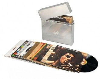 Bob Marley - The Complete Island Recordings record box set (Island Records)
