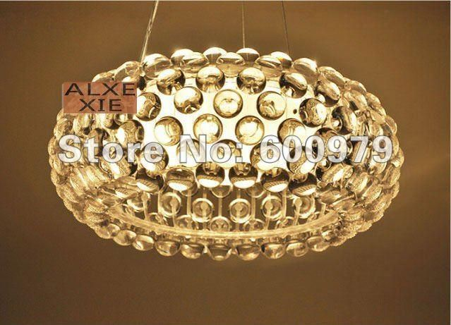 Dia 70cm New Caboche Acrylic Ball Pendant Lamp Ceiling Lamp Pendant Lighting Lighting Direct From Flydreams, $596.65| Dhgate.Com
