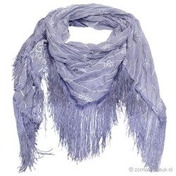 Ibiza Style sjaal Lavendel