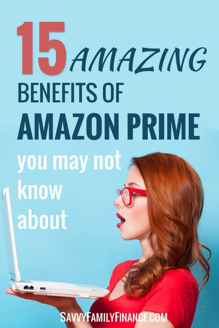 Discover all the little-known benefits of Amazon Prime membership.   amazon prime benefits | amazon prime perks | amazon prime secrets