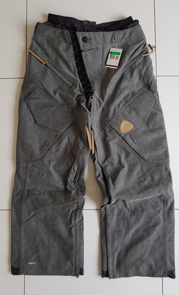 04fbed7768 RARE NIKE ACG STORM FIT 5 SKI PANTS SNOWBOARD TROUSERS HEAVYWEIGHT MEN'S XL  NEW #Nike #Ski #Skiing #Snow #Snowboarding #SkiPants #Trousers #Mens