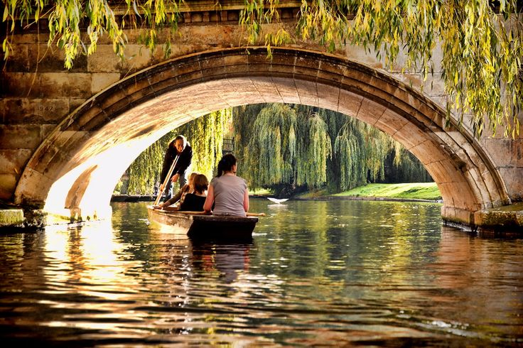 Moving Subjects: Cambridge Punting