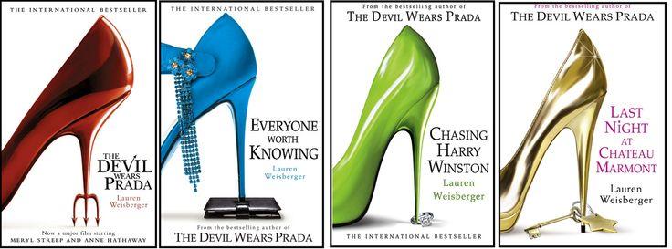 lauren weisberger's books