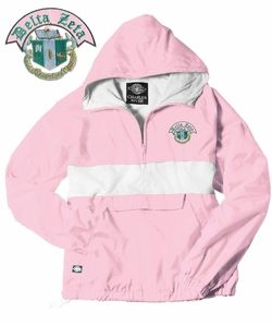 Delta Zeta Anorak SALE $39.95. - Greek Clothing and Merchandise - Greek Gear®