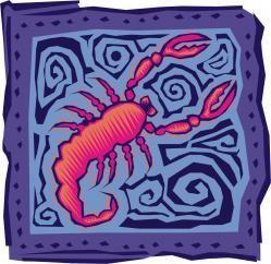 1. ESCORPIO      El escorpión es un animal extraño, que por su par de pinzas delanteras y su aguijón venenoso, a veces mortal, nos hac...