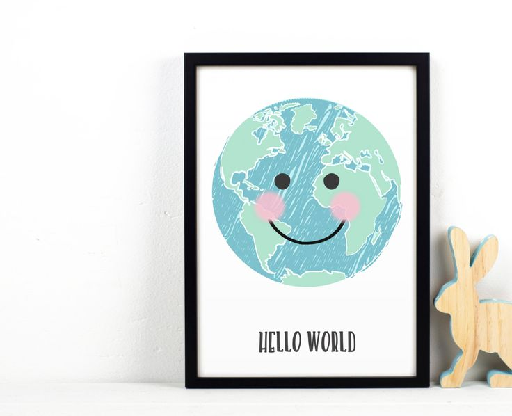 Personnalisé nouveau bébé Print, Art mural chambre d'enfant, impression de carte de monde, Bonjour tout le monde, Art mural pour enfants, nouveau cadeau de bébé, décoration chambre d'enfant, chambre d'enfant d'impression par oflifeandlemons sur Etsy https://www.etsy.com/fr/listing/276239218/personnalise-nouveau-bebe-print-art