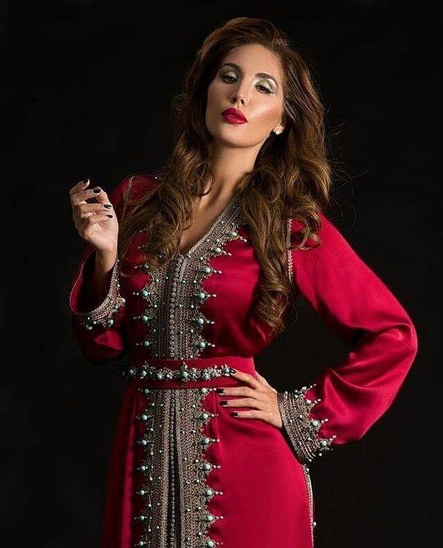 Moroccan caftan
