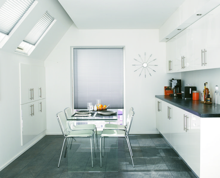 Pleated blinds the largest ever collection in over 160 fabrics...
