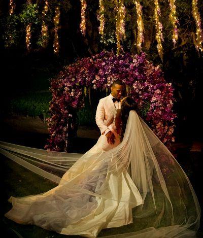 meagan good wedding