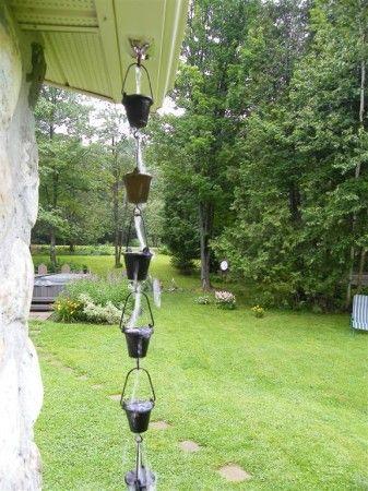 les 25 meilleures id es de la cat gorie cha nes de pluie sur pinterest jardin de pluie et. Black Bedroom Furniture Sets. Home Design Ideas