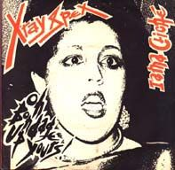 Formed in late 1976 by Poly Styrene and Stuart Falcon,X Ray Spex appeared on the top 30 album hit live Roxy Club album with their rallying cry 'Oh Bondage Up Yours'.  In September of that year it was released by Virgin (and banned) as a one off before the band signed to EMI. Every single that followed was an absolute peach and Top Of The Pops appearances followed.  By the end of '78 they had had three hit singles and a hit album 'Germ Free Adolescence', which saw the band trapped inside test…