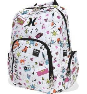 ebe2ea2e8b Hurley Backpacks For Girl
