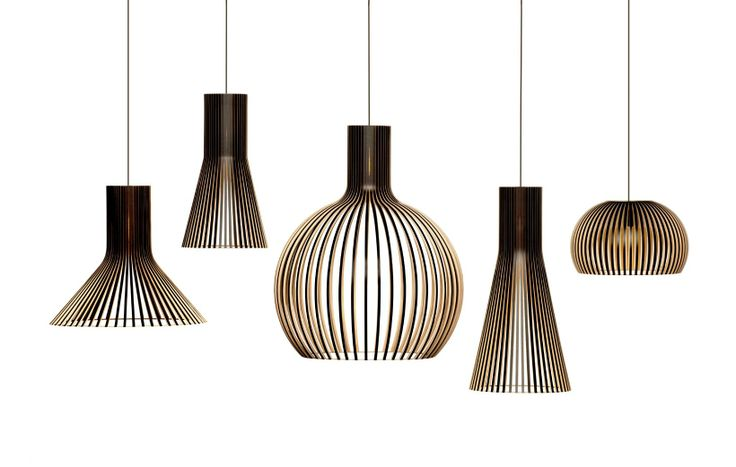 Secto Design pendant lights http://www.sectodesign.fi/index.php?id=35