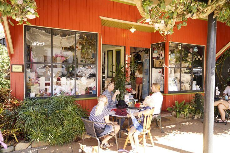 Mad Hatterz Cafe, Yungaburra | Atherton Tablelands | Queensland | Australia #food #fun #coffee
