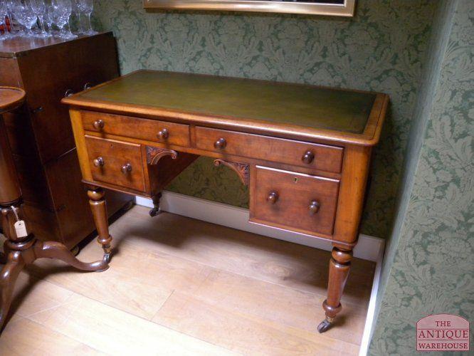 Antieke schrijftafel | Antieke bureau inrichting - Antique Warehouse