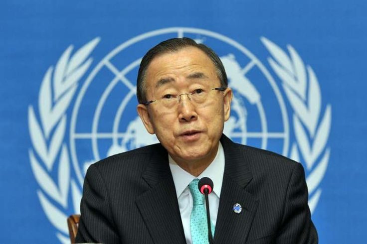 "April 28,  2012: SYRIA CONDEMNS UN SECRETARY GENERAL'S COMMENTS ON CEASE-FIRE VIOLATIONS    -    Syria derides United Nations Secretary-General Ban Ki-moon as biased and called his comments ""outrageous"" after he blamed the regime for widespread cease-fire violations."