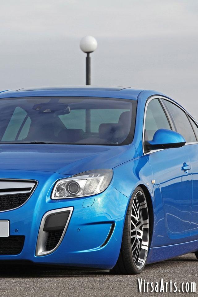 Opel Insignia OPC. #blue #car