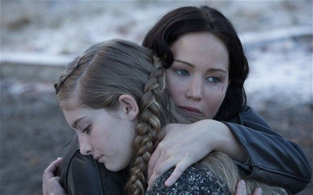 The Hunger Games: Catching Fire: Why I am glad my teenager can see ...