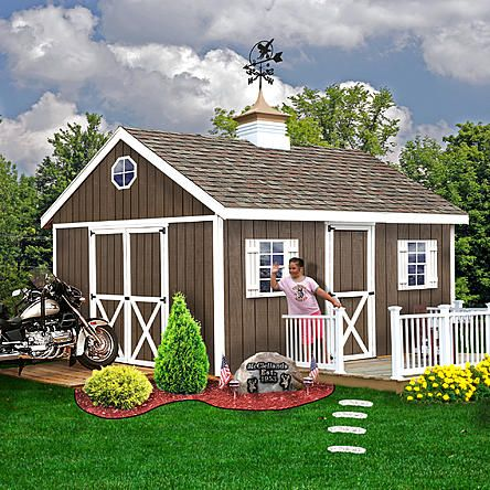 best barns easton 12ft x 16ft shed kit