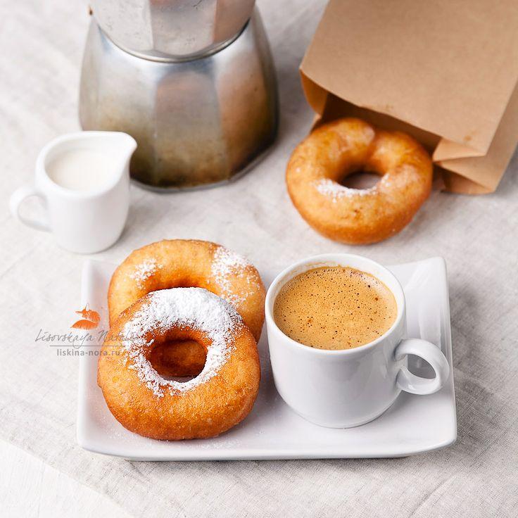 Donuts and Coffee by Natalia Lisovskaya, via 500px