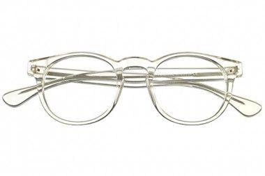 Panto Brille Polluce Berlin transparent, Brillengestell Herren, Brillenfassung für Männer jetzt online bestellen, versandkostenfrei auch mit Sehstärke