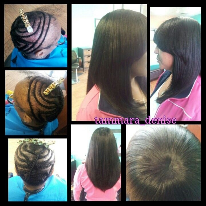 57 best no leave out images on pinterest hairstyles braids and hair full sew in no leave out client is bald around edges and in pmusecretfo Choice Image
