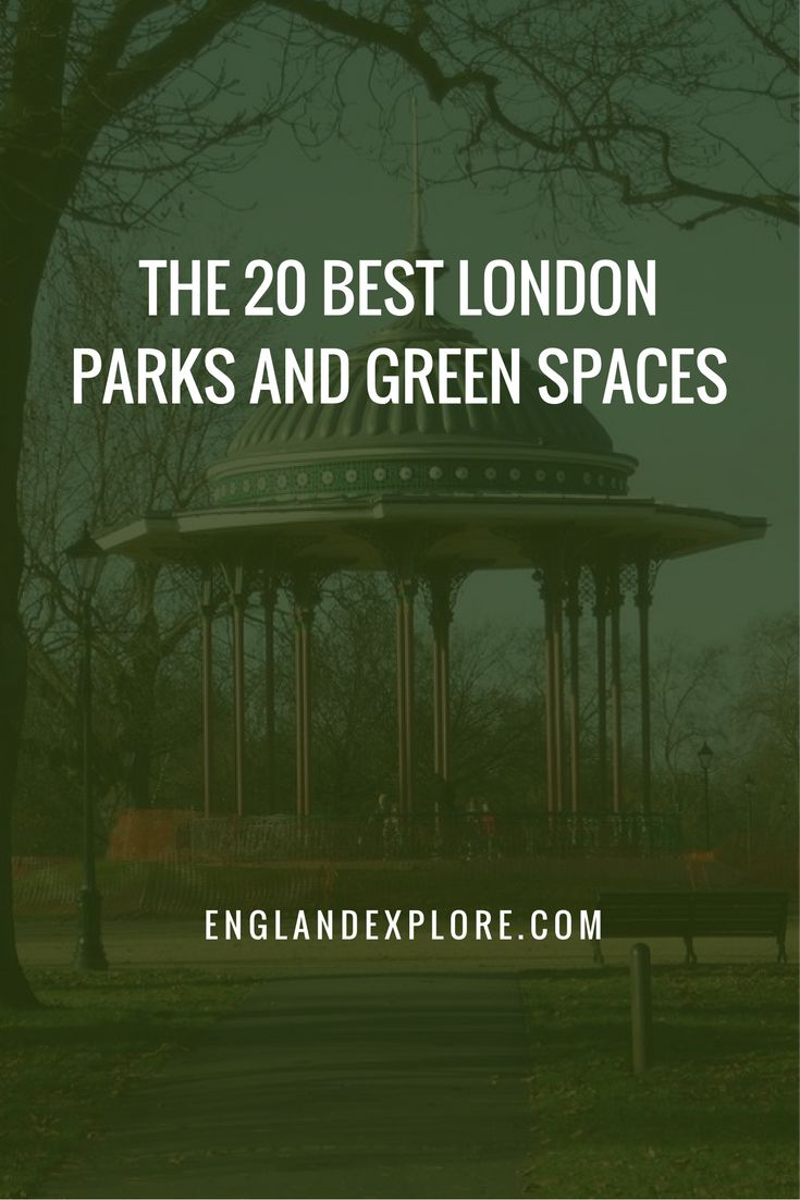 There are eight Royal Parks in London, and these are the largest, most extravagant, and beautiful parks in the sprawling city, including the world-famous Hyde Park. In addition to these royal eight are dozens more smaller and more intimate parks and green spaces.