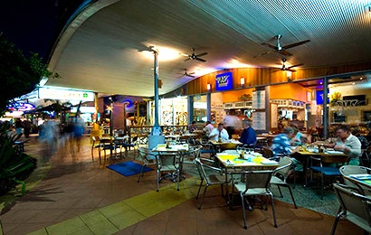 We love fish and chips from Splash Seafood Restaurant in Cairns. #cairnsholiday