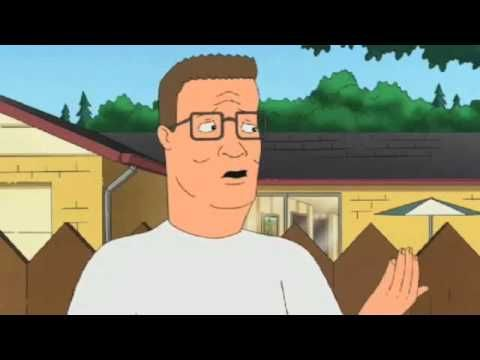 The Simpsons 20th Anniversary Special on King of the Hill