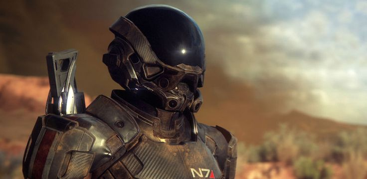 Mass Effect Andromeda's pre-order bonuses are nice but the deluxe edition comes with a pet space monkey #Playstation4 #PS4 #Sony #videogames #playstation #gamer #games #gaming