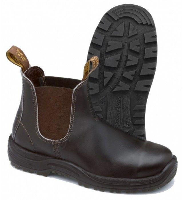 Blundstone 192 støvler med sikkerhed S2