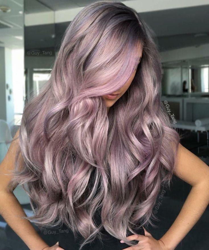 Metallic Hair Dye: Was es ist und wie man es bekommt