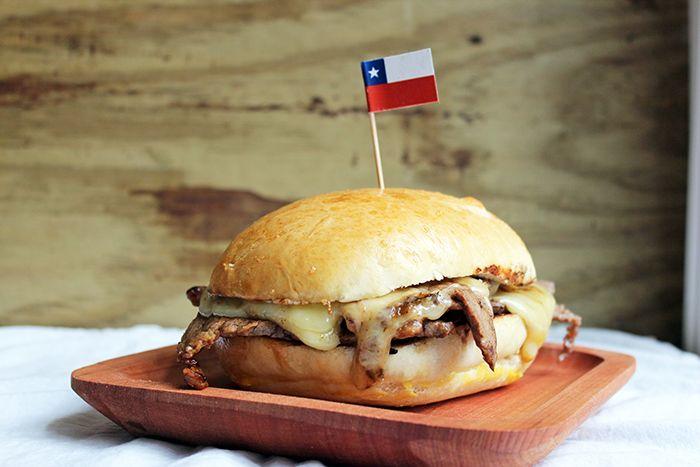Mi Diario de Cocina | Barros Luco sandwich | http://www.midiariodecocina.com/en
