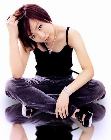 Utada Hikaru, Japanese music artist.
