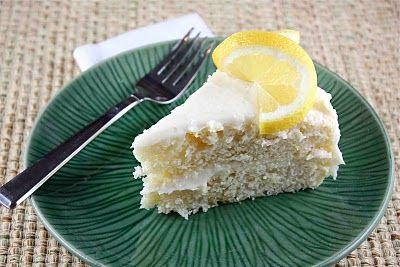 Lemonade Layer Cake REc