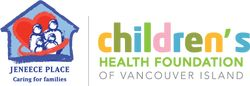 All proceeds from the Pearls of Wisdom Series will be donated to the Children's Health Foundation of Vancouver Island, Jeneece Place.